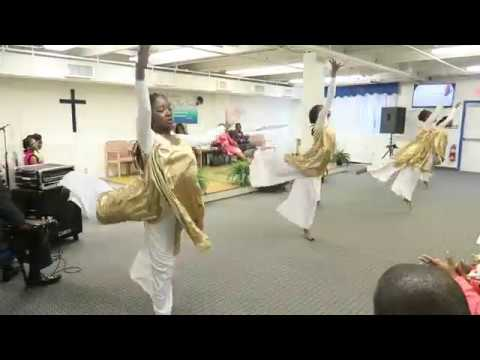 """Spirit Break Out"" Praise Dance // Grace Dance Ministry - HOR Pastor's Appreciation 2017"