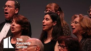 Zemer Chai, The Jewish Chorale of the Nation's Capital - Millennium Stage (December 16, 2018)