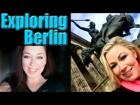 Exploring Berlin | Scream Queen Stream