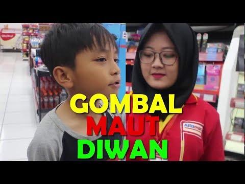 DIWAN GOMBALIN CEWEK ALFAMART LAGI | FIKRIFADLU