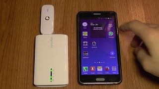 TP-Link TL-MR3040 Portable 3G 4G Wireless N Router