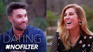 Crikey! Is Xavier Really From a Land Down Under or Not? | Dating #NoFilter | E!
