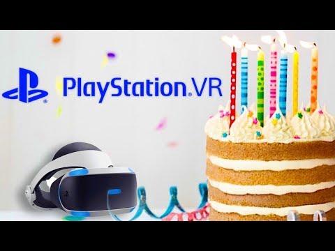 Playstation VR 3RD Birthday Weekend Livestream