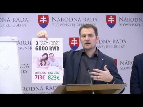 Kauza energie - Šéf ÚRSO úmyselne klame ľudí. Fico sa vyhovára na Perinbabu. Nové odhalenie.