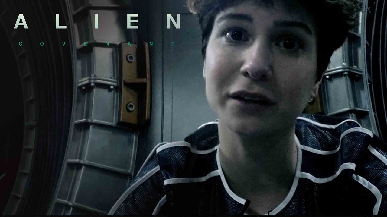 Alien: Covenant | Crew Messages: Daniels | 20th Century FOX
