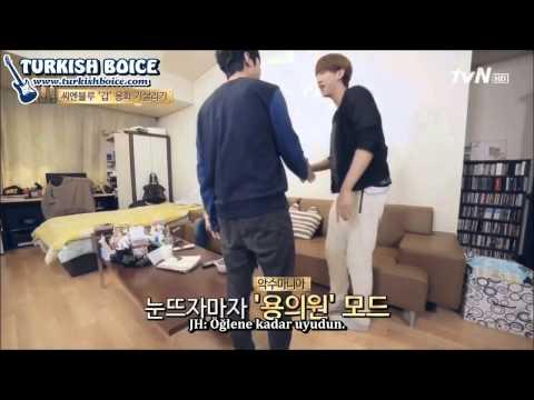 Cheongdamdong 111 CNBLUE Birinci Bölüm (Türkçe Altyazılı)