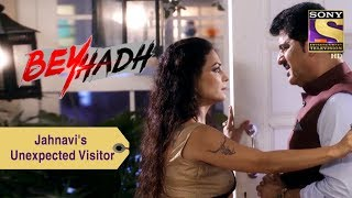 Your Favorite Character   Jahnavi Has An Unexpected  Visitor   Beyhadh