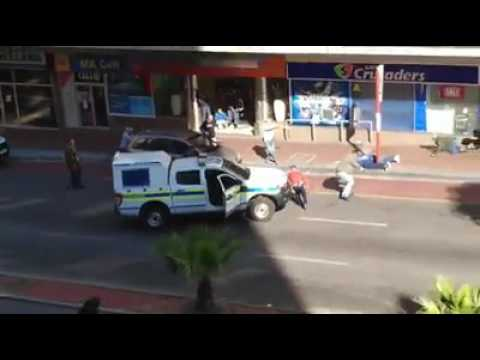 Cape town robbery