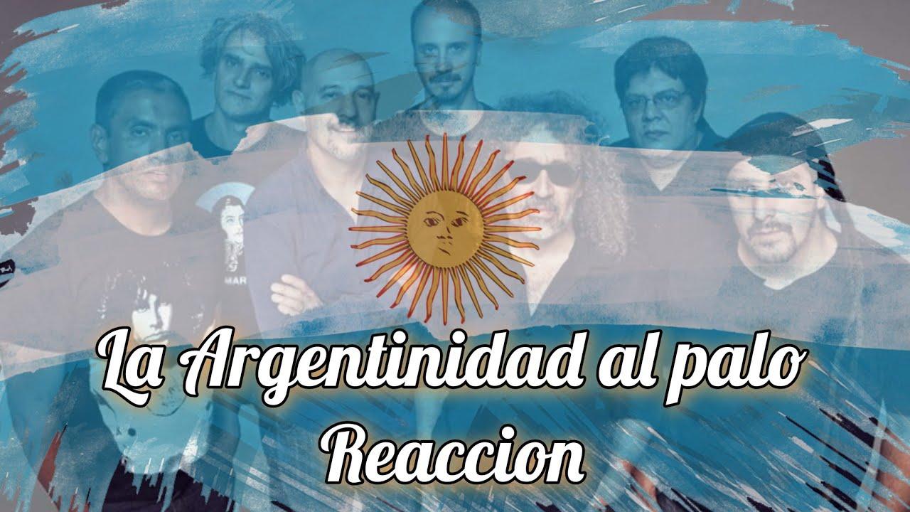 #Argentina #laargentinidadalpalo #ARG ESPAÑOL REACCIONA: La Argentinidad al palo !!