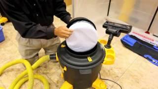 Dustless Technologies HEPA Vacuum