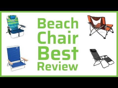Beach Chair Best Review | Lightweight Travel Beach chair - (2019)