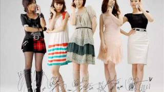 Wonder Girls - Nobody(抒情版)