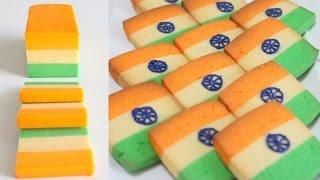 Indian Flag Cookies | Vanilla Cookies