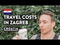 IS CROATIA EXPENSIVE Zagreb Kuna To Dollar Cost Of Living Croatia Prices Travel Vlog mp3