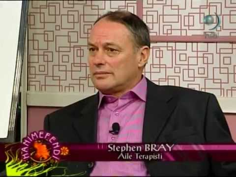 Stephen Bray discusses the differences between English and Turkish Culture