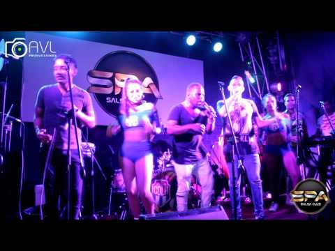 Despacito  Combinacion De La Habana  Spa Salsa Club  Barranco 2017