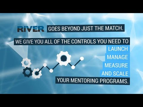 Cloud-based mentoring solution for corporations