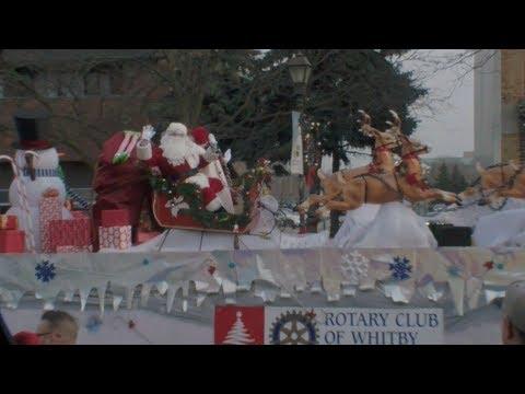 WHITBY,ON. SANTA CLAUS PARADE 2017