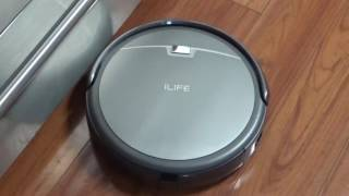 ilife A4s robotic vacuum review and test: Gearbest review