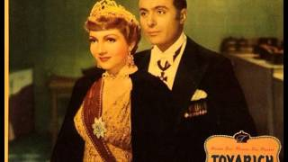 Tovarich (1937) film music and song