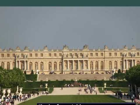 Versailles |Pictures Of Most Beautiful & One Of The World Best Location To Visit