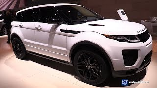 2019 Range Rover Evoque - Exterior and Interior Walkaround - 2018 LA Auto Show