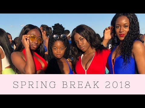 SPRING BREAK 2018 | SOUTH BEACH MIAMI | College Vlog #3