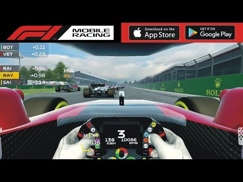 F1 Mobile Racing - Android Gameplay