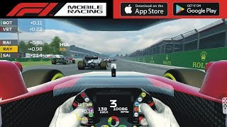 F1 Mobile Racing - Andŗoid Gameplay
