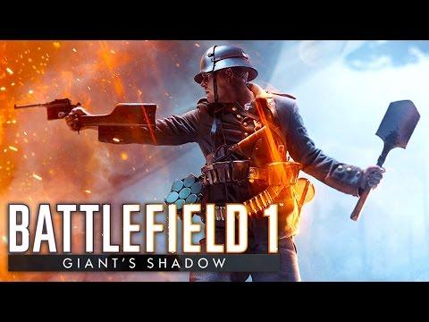 Battlefield 1 : entre infos sur le DLC Giant's Shadow et record sur YouTube