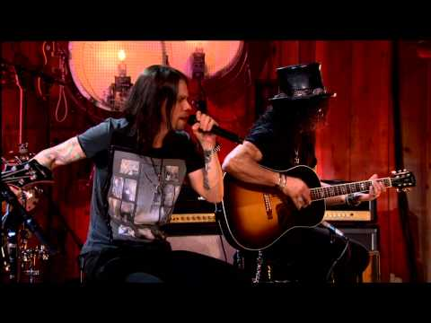 Slash Beggars and Hangers  Guitar Center Sessis  DIRECTV