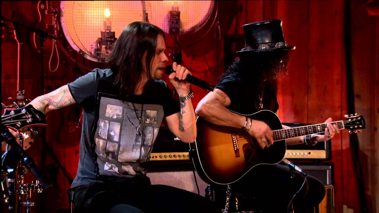 "Slash ""Beggars and Hangers On"" Guitar Center Sessions on DIRECTV"