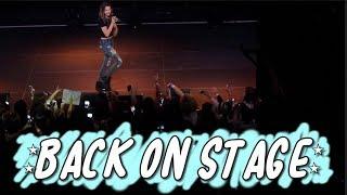 Back on Stage (WK 395.2) | Bratayley