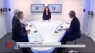 7/8 Le débat – quels programmes pour les candidats aux élections consulaires