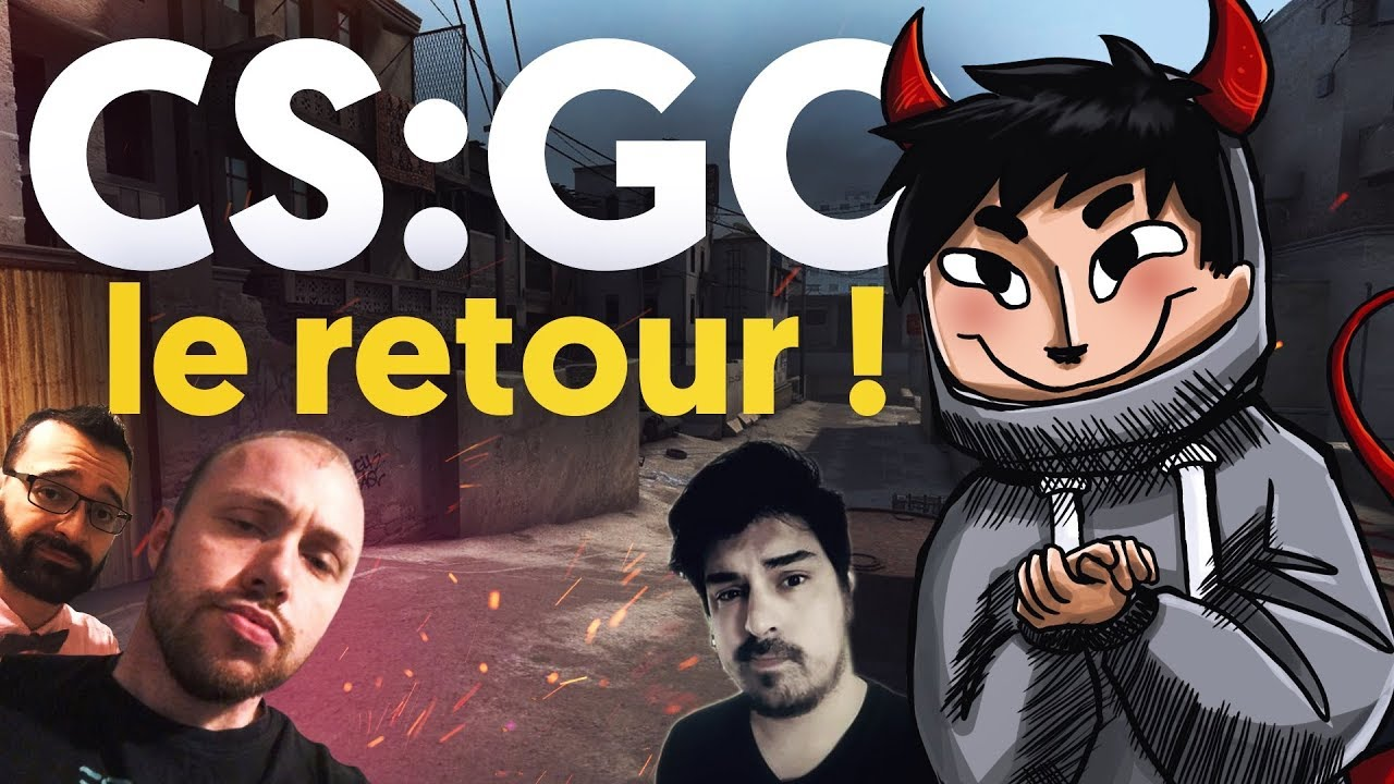 CS:Go | Retour de la Team Choc sur Counter-Strike thumbnail