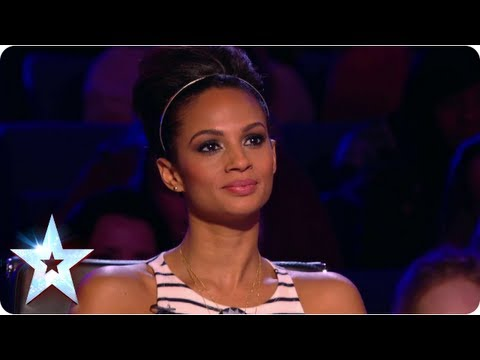 Will Alesha Dixon find love on this week's show? | Britain's Got Talent 2013