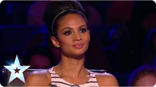 Will Alesha Dixon find love on this week
