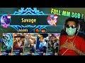 Squad Youtubers   Auto Savage WKWK            Mobile Legends Indonesia