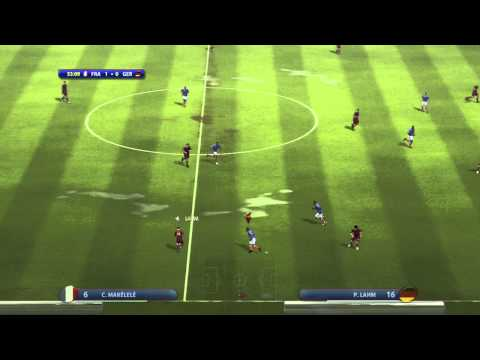 UEFA EURO 2008 HD Gameplay