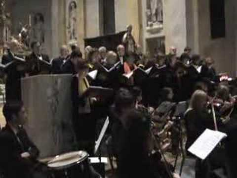 Coro Harmonia Vergiate -Jesus bleibet meine freude