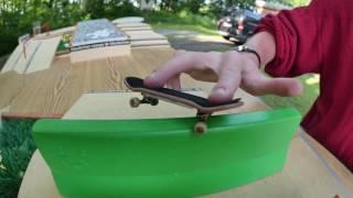 riley alba fingerboarding in bavaria