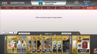 "FIFA 12: Wasting My Money - Ep24 ""Chasing Purple Euro Arshavin"" Thumbnail"
