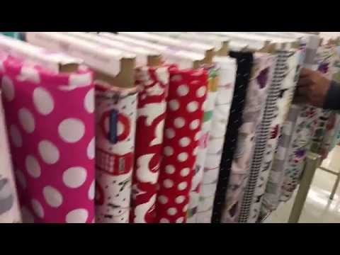 🔴 The Quilting Marine - Hobby Lobby