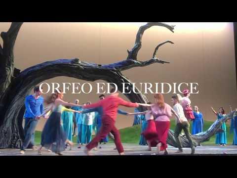 Orfeo Ed Euridice Ft. Dimensions Dance Theatre of Miami