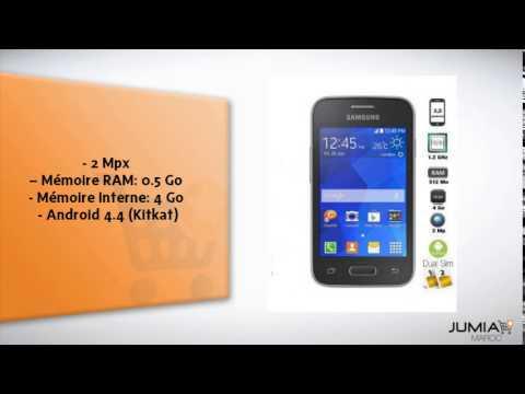 "Samsung - Galaxy Star 2 3.5"" - Jumia Maroc"
