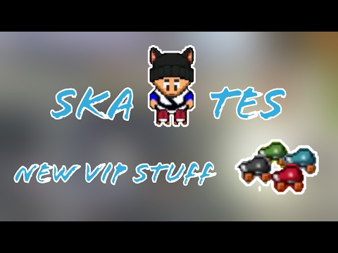 graalonline era new vip item skates like or nah