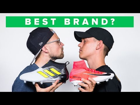 NIKE OR ADIDAS? Which brand is best?   Unisport Uncut Ep. 41