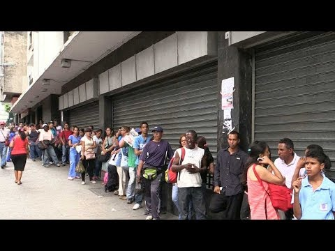 Credit rating agency declares Venezuela officially in default