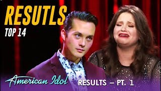 THE RESULTS: Did YOUR Fave Make It Through To Top 14? (Part 1)   American