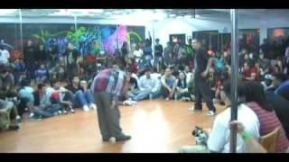 Randm (Soulbotics) vs Nonymous Poppin Battle